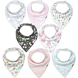 For Infants: Baby Bandana Drool Bibs
