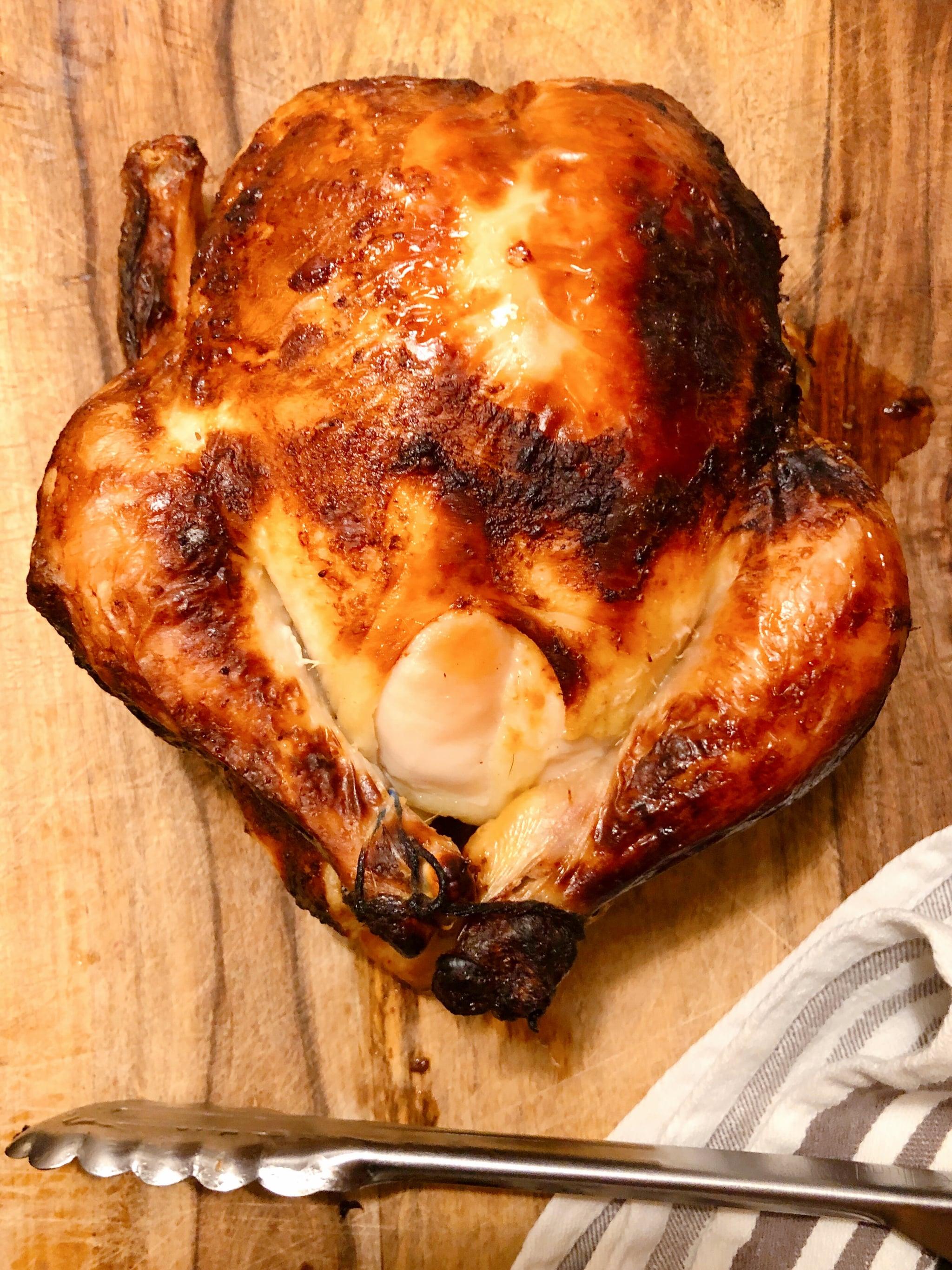 Buttermilk-Roasted Chicken 2