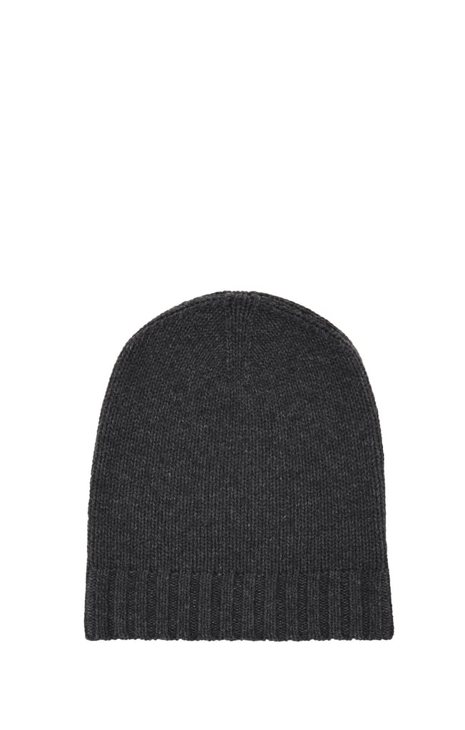 """BCBG Max Azria Jac Knit Hat ($68) """"We had the knit beanies on all of the models in our Fall 2013 runway, and people have been literally going crazy for them."""""""