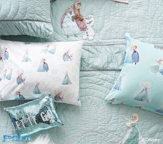 Get The Look Let It Go Pillow