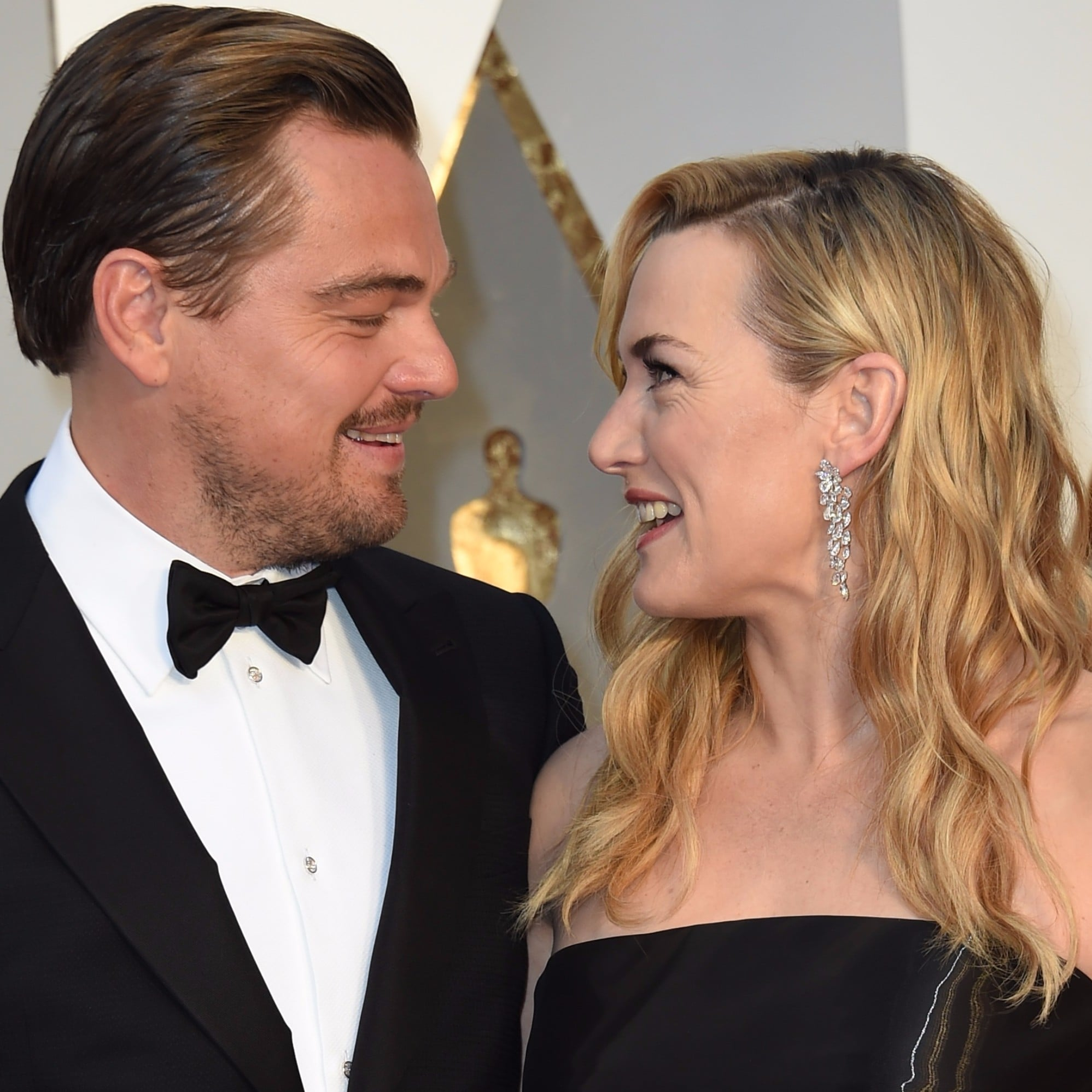 Kate Winslet, Leonardo DiCaprio, friends,