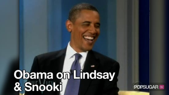 Video of President Barack Obama on The View