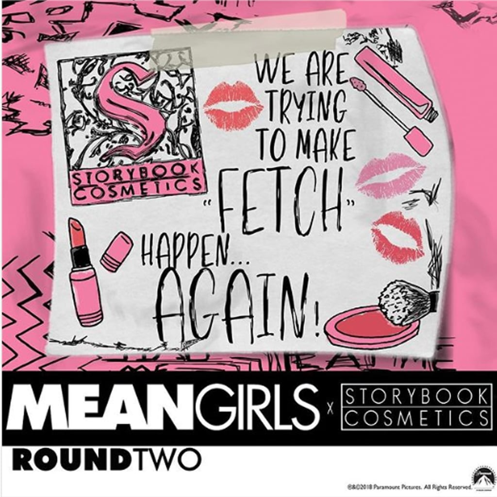 Storybook Cosmetics Launching Second Mean Girls Collection