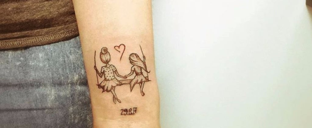 23 Motherhood Tattoo Ideas That Will Keep Your Babies With You Wherever You Go