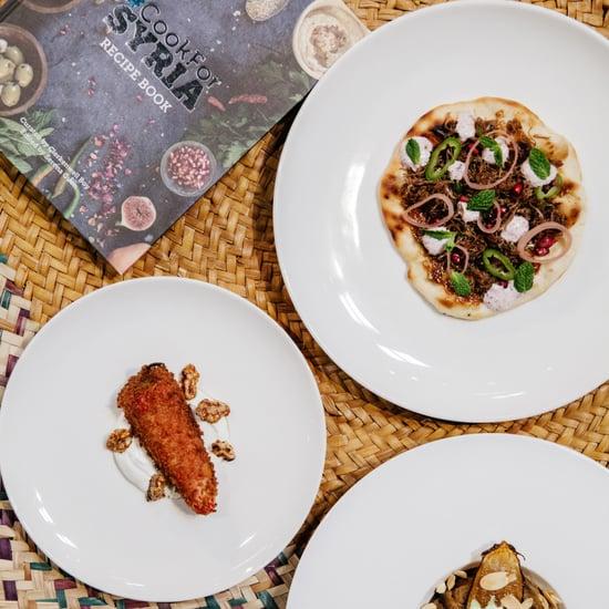 مبادرة اطبخوا من أجل سوريا تشارك في مهرجان دبي للمأكولات 201