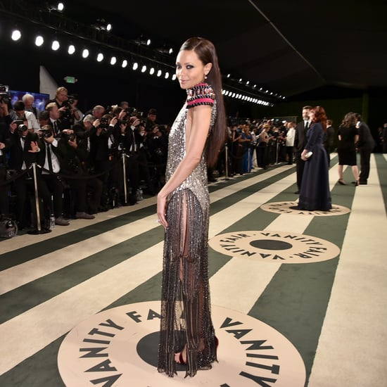 Thandie Newton's Oscars Afterparty Dress 2017
