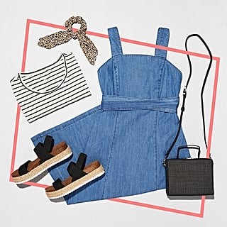These Easy Summer Outfit Formulas All Revolve Around Just 5 Key Pieces