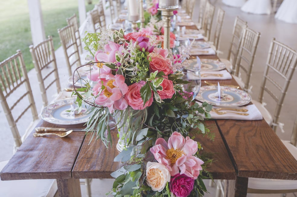 Millennial Pink Wedding Ideas