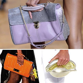 Pictures of the Best Designer Handbags From Paris Fashion Week Spring Summer 2012: Chanel, Chloe, Lanvin and more!