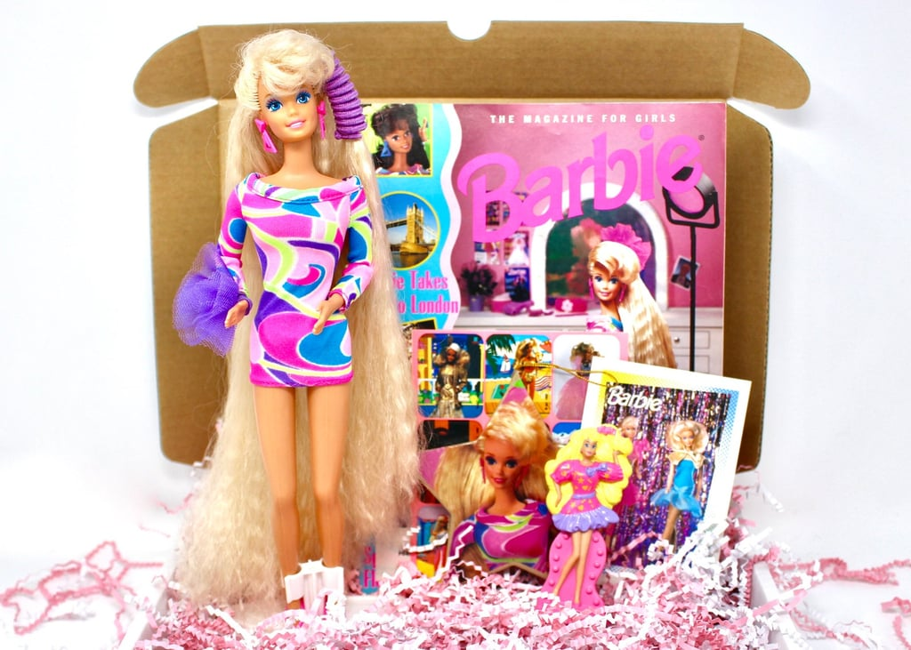 '90s Totally Hair Barbie Care Package