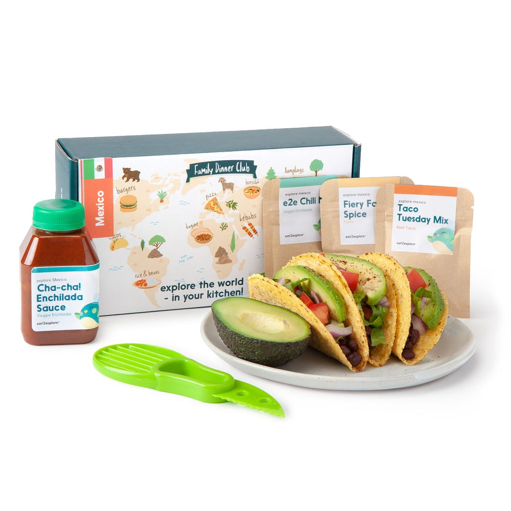 Cooking Set For Six Year Old: Kid's Global Adventure Cooking Kit