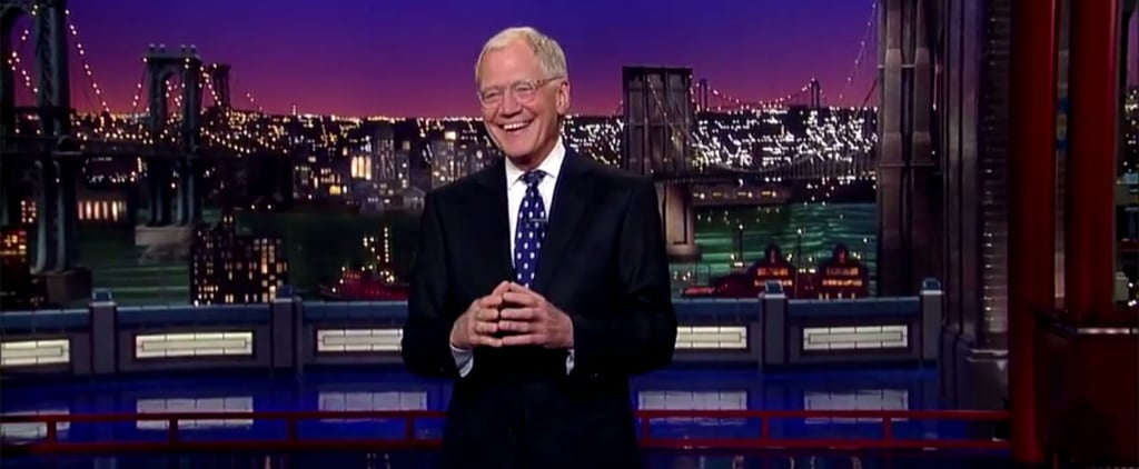 David Letterman's Final Monologue Is Everything You'd Expect It Would Be