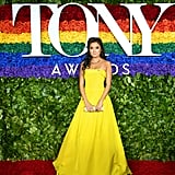 Ashley Park at the 2019 Tony Awards