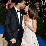 The Weeknd and Selena Gomez — 2017