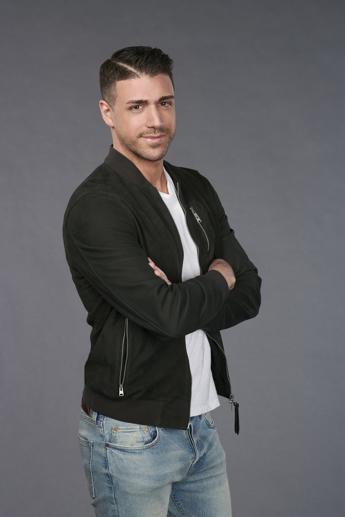 Joey Who Was Eliminated From The Bachelorette Popsugar Entertainment