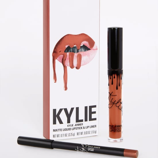 Kylie Jenner Pumpkin Lip Kit