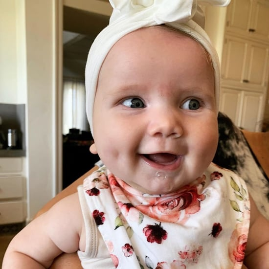 Pictures of Jessica Simpson's Daughter Birdie