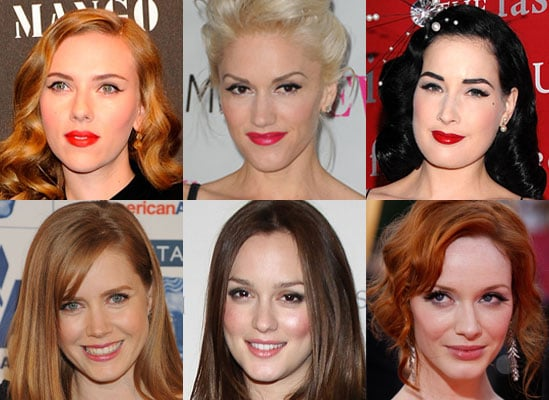 Celebrities' Natural Hair Colors 2009-11-18 07:00:23