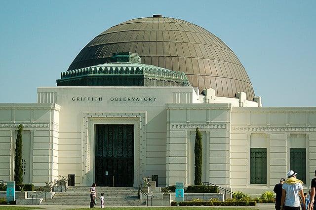 Samuel Oschin Planetarium at Griffith Observatory
