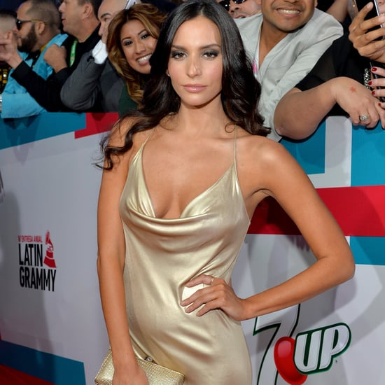 Genesis Rodriguez Makeup Look at the 2015 Latin Grammys