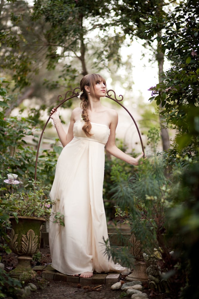 Flowy Tangled Gown