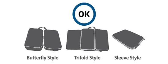 Which Laptop Bags Can Go Through Airport Security?