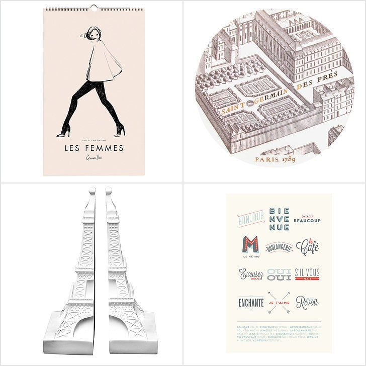 Gifts to Make a Home Feel Like a Parisian Pied-à-terre