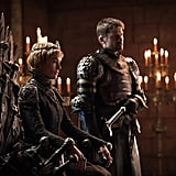 The Lannisters (Lena Headey and Nikolaj Coster-Waldau) appear to be a united front!