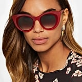 Thierry Lasry Hedony Cat-Eye Acetate Sunglasses