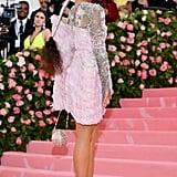 Liza Koshy Hair Met Gala 2019