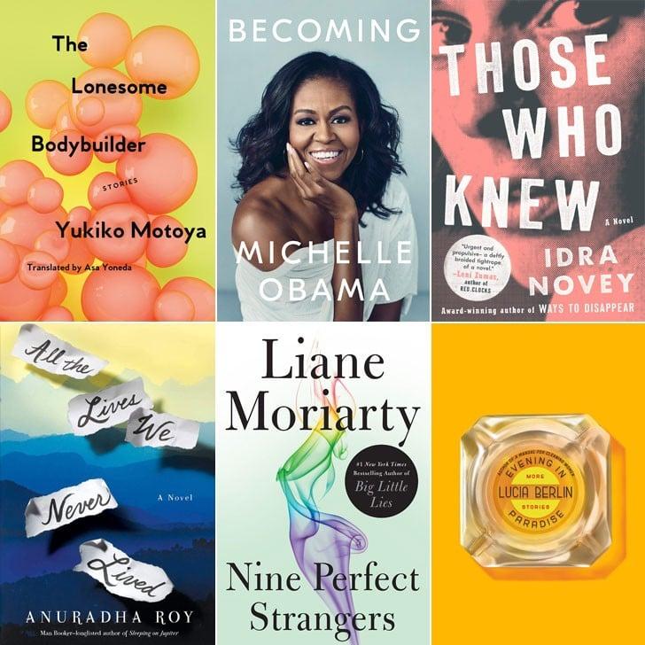 Best New Books November 2018 Popsugar Entertainment
