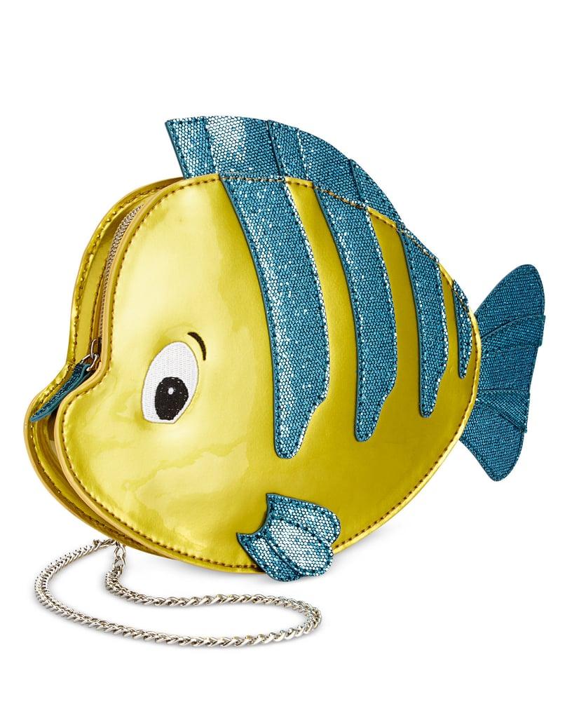 Danielle Nicole Little Mermaid Flounder Crossbody Bag ($68)
