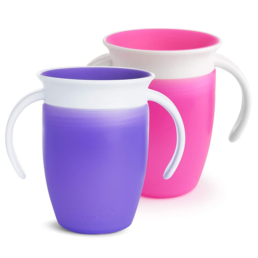 The Munchkin Trainer Cup Is the Only Sippy Cup My Kid Uses