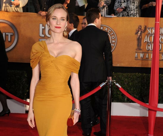 Photos from the 2010 Screen Actors Guild Awards Red Carpet