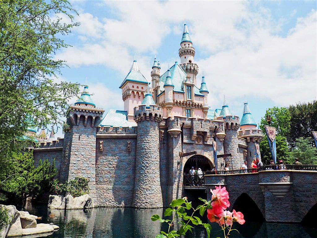 California — Disneyland