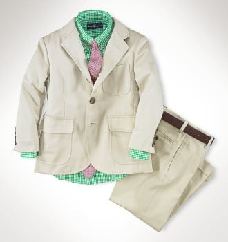 The Chino Suit