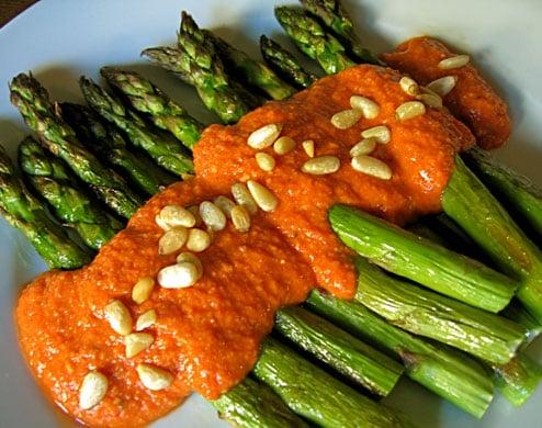 Healthy Recipe: Romesco Sauce