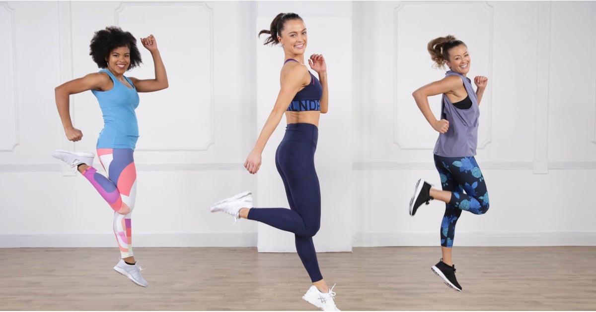 This Workout Is the Perfect Mix of Dance Cardio and Sculpting Moves