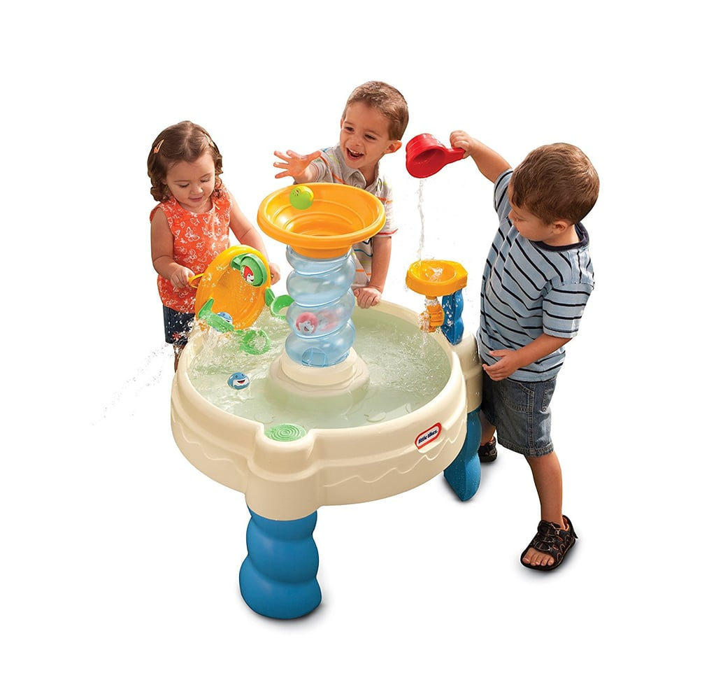 For 3-Year-Olds: Little Tikes Spiralin' Seas Waterpark Play Table