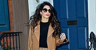 Boring Coats Are Not in Amal Clooney's Vocabulary or Wardrobe — Here's Proof