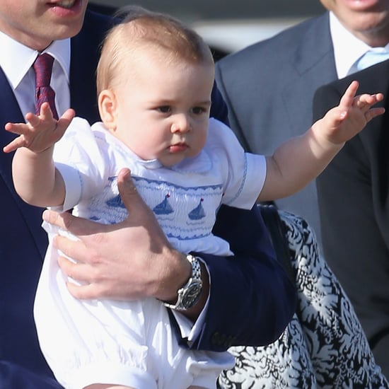 Prince George Wiggly GIFs
