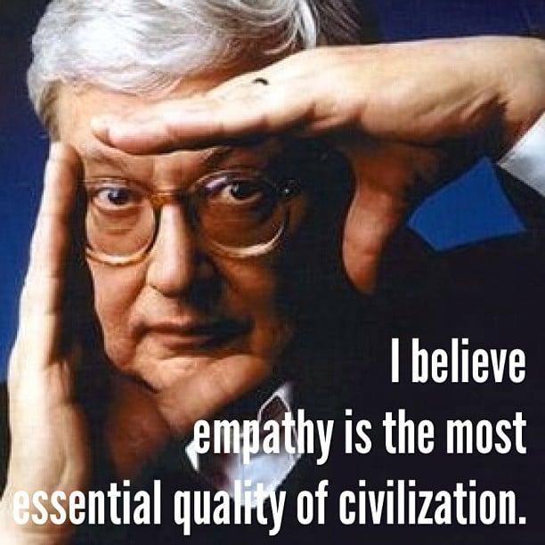 So Sad To Hear Of Roger Eberts P Ing