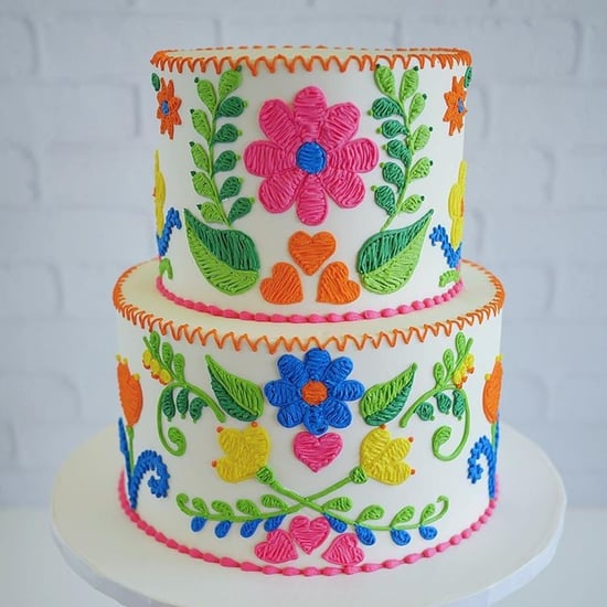 Modern Wedding Cakes 2019