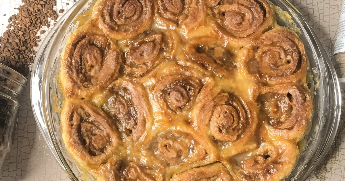 Move Over, Cinnamon Rolls, Chrissy Teigen's Cardamom Coffee Buns Are Out of This World