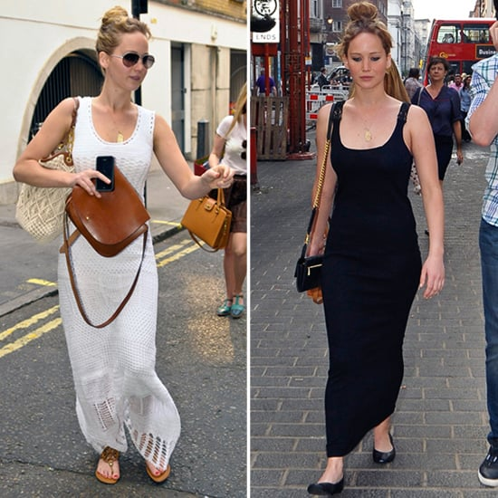 Jennifer Lawrence Wears Two Perfect Vacation Looks: Comfy, Cute Maxis