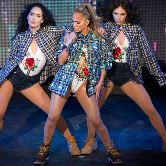 Jennifer Lopez Dominican Republic Concert April 2017