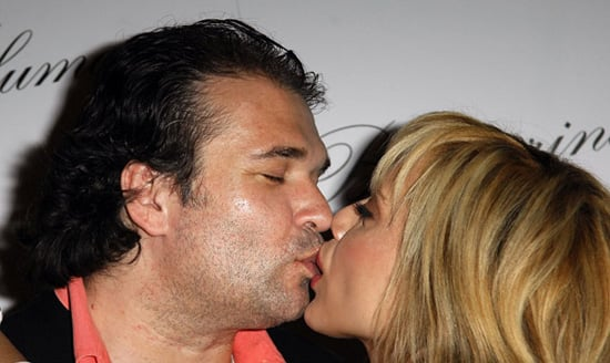 Pop Poll on Brittany Murphy Kissing her husband Simon Monjack — Do You Find Public Displays of Affection Great or Gross?