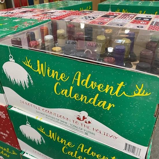 Costco's 2020 Wine Advent Calendars Include 24 Half-Bottles