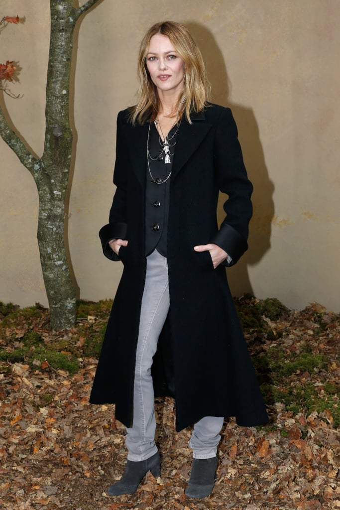Vanessa Paradis Made an Appearance, Too