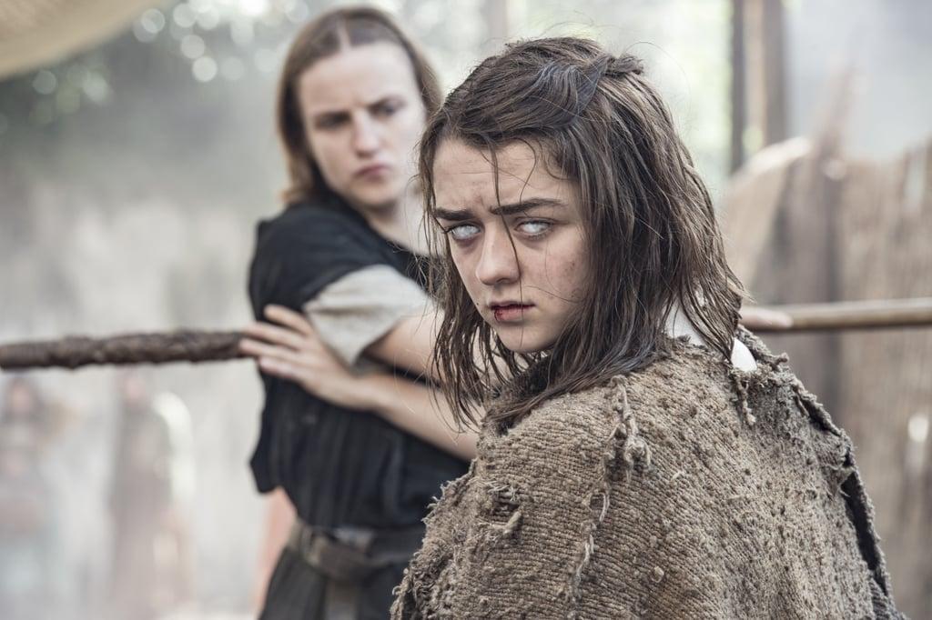 Arya's Twisted Lob